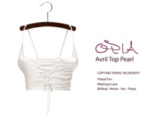 OPIA Avril Top Pearl