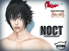 ::LV:. Noct Applier for Catwa Dino - Pearl/02 BOM included