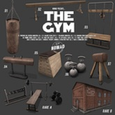 NOMAD // THE GYM // 04