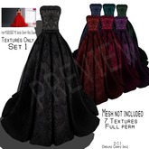 DCI textures for MI960997 MI Wide Skirt Red Gown set 1