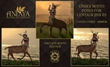 :: ANTAYA :: Unisex bento poses for centaur Jinx 03 (wear me)