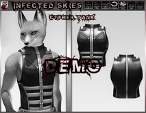 *IS DEMO* Cypher Tank Furry