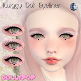 ~Dollypop~ Twiggy Dot Eyeliner for Genus
