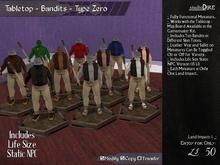 /studioDire/ Tabletop - Bandits - Type Zero
