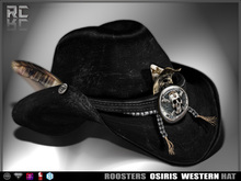 Roosters (Osiris) Western Hat