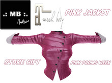 .: MB :. Store GIFT Pink Jacket  ~ Maitreya [PINK PROMO WEEK]
