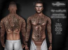 .: Vegas :. Tattoo Applier Kings Lions