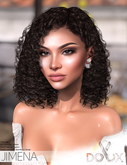 DOUX - Jimena hairstyle [BLOGGER PACK]