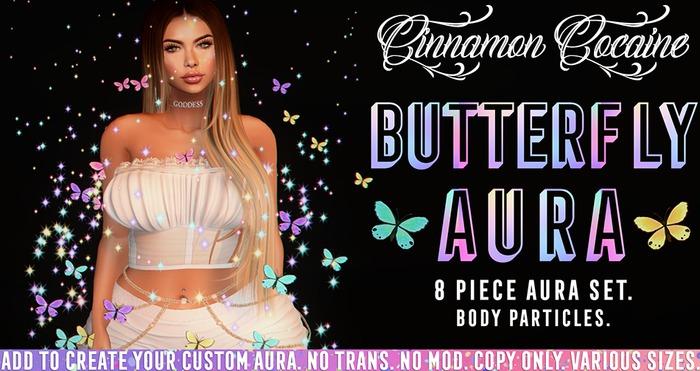 [Cinnamon Cocaine] Butterfly Aura