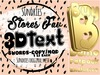 sundries - Stores Fav Pack ♥ mesh letters words ♥ Mesh text 3D