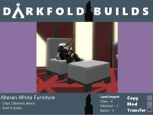 Alteran White Furniture