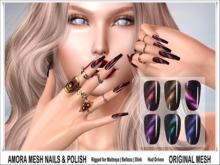 {WitchCraft} Amora Nails  + Polish