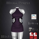 **Mistique** Milka Purple (wear me and click to unpack)