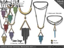 Necklace - Sirius Star Crystal - V2