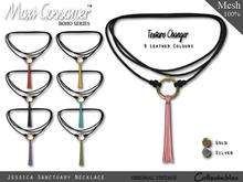 Necklace - Jessica Sanctuary - Texture Changing