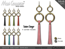 Jessica Sanctuary Earrings - Texture changing