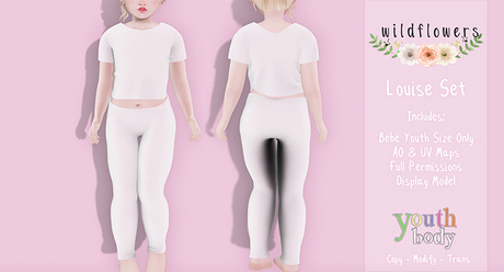 {WF} Template - Louise Set Youth