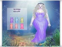{WitchCraft} Nereida Dress