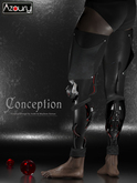 AZOURY - Conception Leg for Men