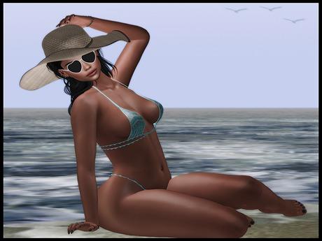 Jess Pose Beach 5 *