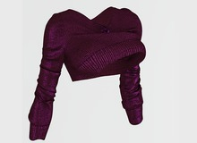 RAPTURE-Sweater Gabrielle-Wine
