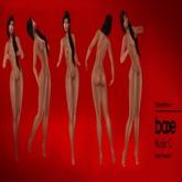 BAXE - NUDE C female poses