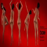 BAXE - NUDE B female poses