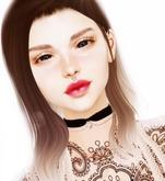 Akeruka Deluxe Lipstick Applier - Wendy HUD (GIFT)