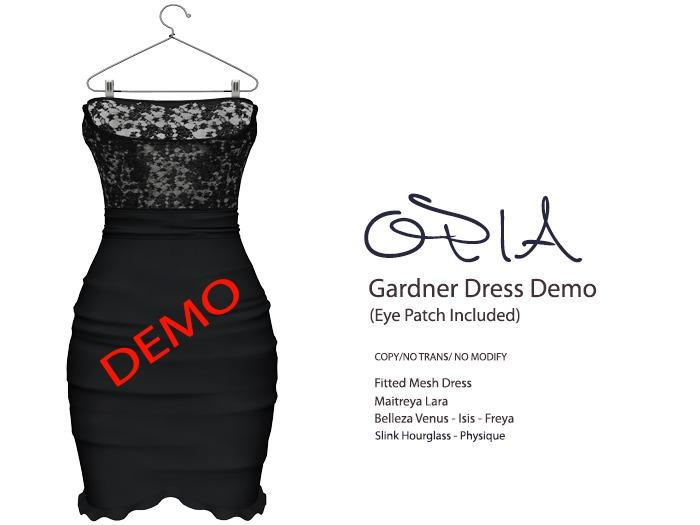 OPIA Gardner Dress DEMO