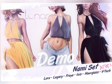 Lunar - Nami - DEMO (Boxed)