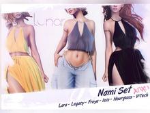 Lunar - Nami - FULLSET