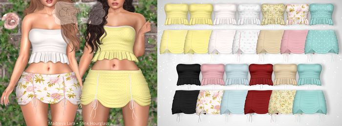 ChicModa // Maddie Skirts // ALL