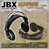 = JBX = Headphone