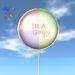 XC Balloons - It's A Girl Footprints - Transfer - Xntra City Balloons