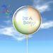 Balloon   its a boy footprints2