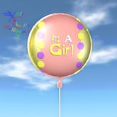 Balloon - It's A Girl