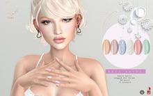 Swan Knit Nails - Slink & Maitreya