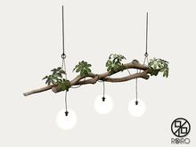 ROIRO - SATEN branch light BOXED
