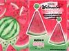 Watermelon Earrings ♥ GENUS CATWA LAQ LeLutka [BENTO] rigged ♥ Huge Fruit Big Hoops