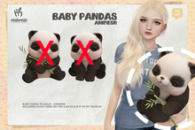MishMish - Baby Panda to hold [Boxed]