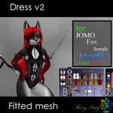 Furry Andy - Dress v2 for Jomo Fox Female