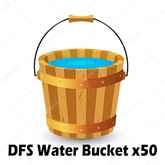 DFS Water Bucket x50