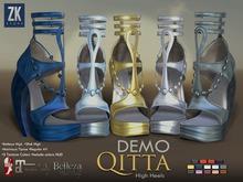 ZK - Qitta High Heels [DEMO]