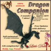 .::Little Devil::. Animesh Dragon Companion