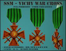 SSM - Vichy War Cross