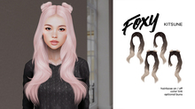 Foxy - Kitsune Hair (Essential)