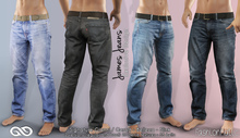 JAMES JEANS DENIM PANTS FATPACK - MESH - SIGNATURE GIANNI - GERALT, SLINK, BELLEZA JAKE - FashionNatic