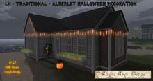 LH - Traditional - Alderley Halloween Decoration
