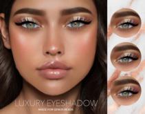 .{AB}. Luxury Eyeshadow (Genus)