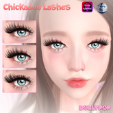 ~Dollypop~ Chickadee Lashes for Genus & Omega